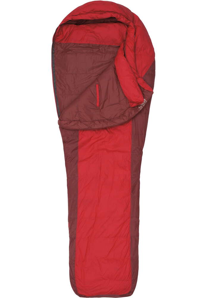 Marmot Always Summer Sleeping Bag Long red at Bikester.co.uk